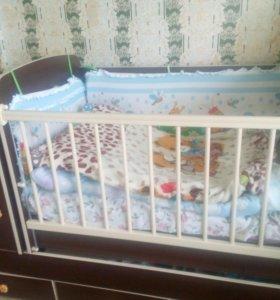 Продаю кровать-трансформер