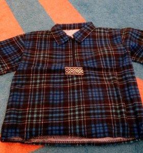 Рубашки на 1-2 годика