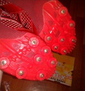 Легкоатлетические кроссовки (ШИПОВКИ)