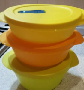 Набор Taperware для микроволновки