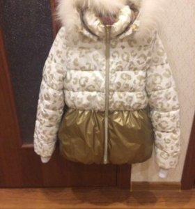 Продаётся красивая, тёплая зимняя курточка, Orby