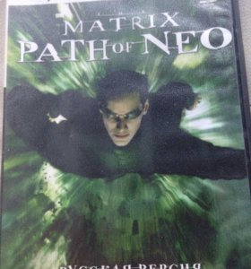 Игра Matrix Path or Neo на PlayStation 2