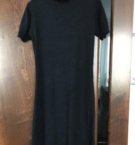 Платье трикотажное 2 шт