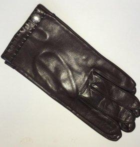 Перчатки шевро мужские, р. 8,5