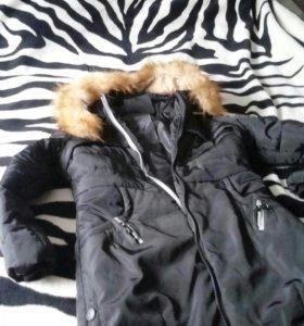 куртка демисезонная новая..