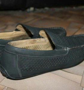 Туфли  (мокасины )