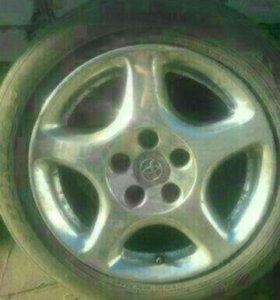 Диски литые  Toyota