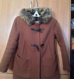 Демисезонное пальто zolla
