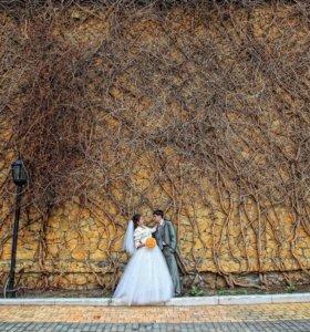 Видеосъёмка и фотосъёмка свадьбы