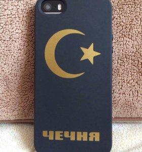 "Чехол/накладка ""Chechnya"" на телефон"