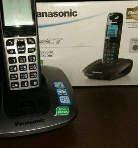 Цифровой беспроводной телефон Panasonic KX-TG6411R