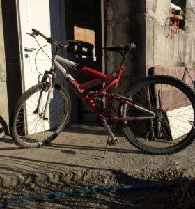 Спортивногорный велосипед