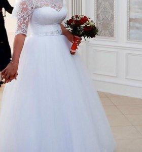Самое лучшее свадебное платье!!!