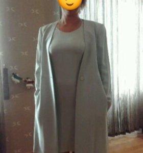 Платье+пиджак