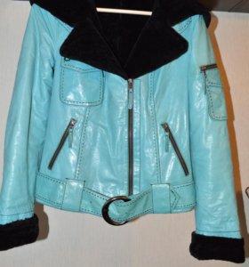 Куртка +дубленка косуха