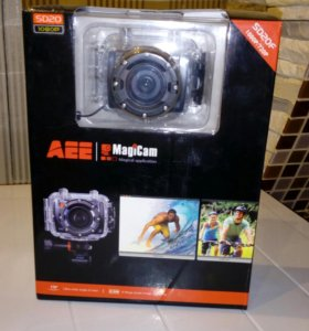 Экшн камера АЕЕ SD20f HD аналог GoPro