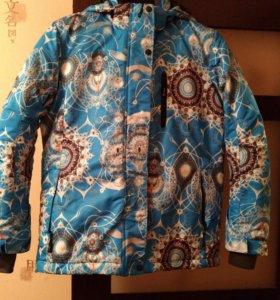 Новая горнолыжная куртка 50-52 р