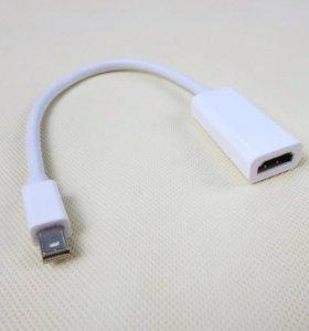 адаптер Apple Mini DisplayPort в HDMI