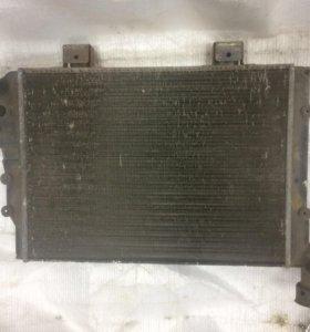 Радиатор на ваз 2105