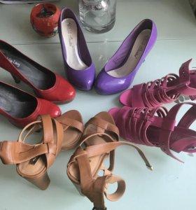 Обувь ,38 размер