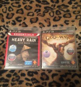 2 игры для PS3 за 500 руб