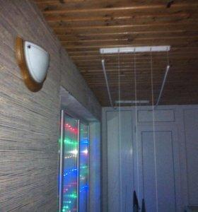 Балконы: пластиковые,алюминиевые