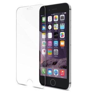 Защитные стекла iPhone/Samsung/Lenovo/HTC/Sony