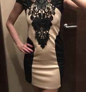 Платье вечернее, женское новое