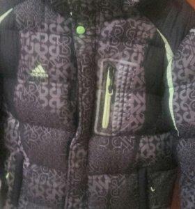 Зимняя мужская куртка б/у