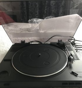 Проигрыватель виниловых пластинок Sony PS-LX300USB