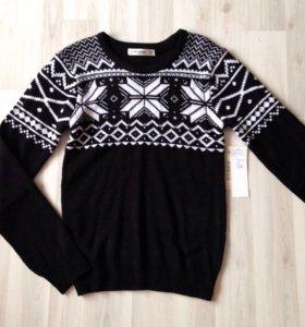 Новый джемпер свитер