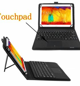 Чехол клавиатура Bluetooth с тачпадом