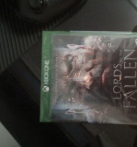 Lords fallen xbox one