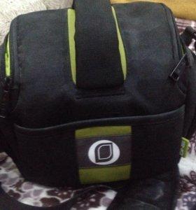 Фотоаппарат и сумка