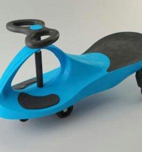 Плазмакар (бибикар) с полиуретановыми колесами