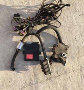 Форсуночное газовое оборудование