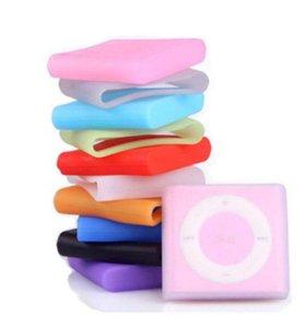 Чехол iPod Shuffle 4G (силикон)