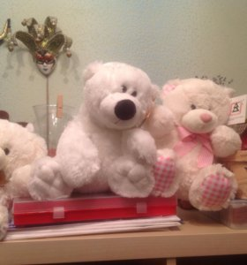 "Мягкие игрушки ""Медведи"""
