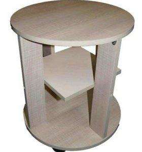 Стол кофейный ( ШхГхВ) 39.4х39.4х50
