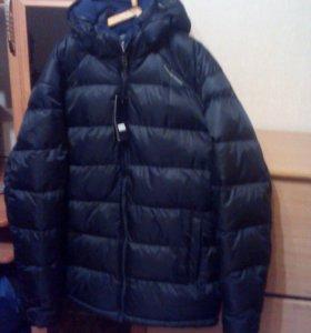 Продам куртку зима,большой размер.торг умес.
