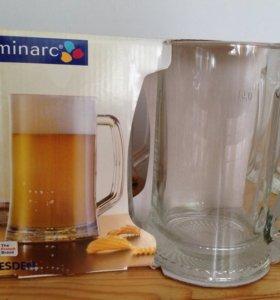 Набор кружек для пива LUMINARC