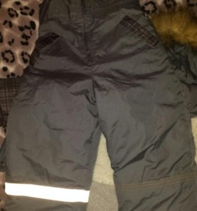 Куртка и комбинезон детский
