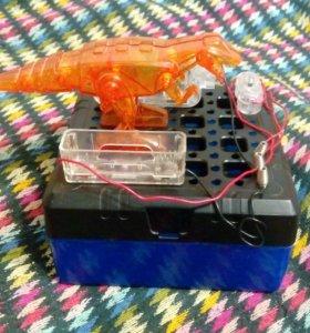 Развивающая игрушка Рободинозавр