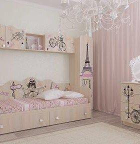 Комплект для детской Париж
