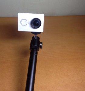 Экшн камера Xiaomi Yi полный комплект