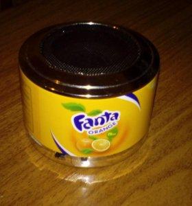 Колонка круглая Fanta