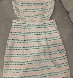 Мини- платье