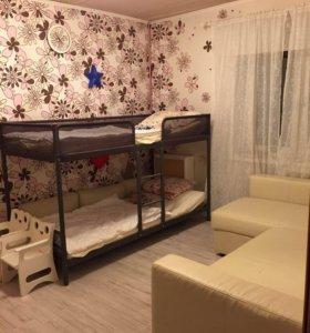 Квартира трёхкомнатная