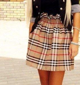 Новая юбка BURBERRY