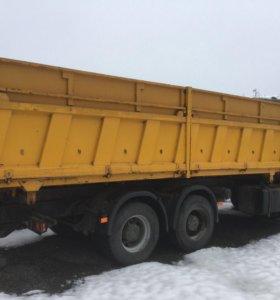 МАЗ 6501 самосвал зерновоз
